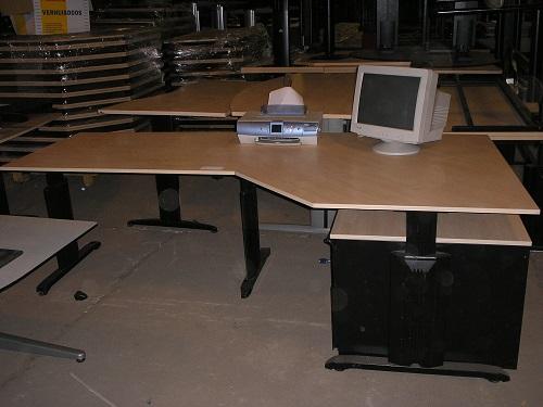 Drentea hoekbureau incl drentea ladenblok drentea for Ladenblok op bureau
